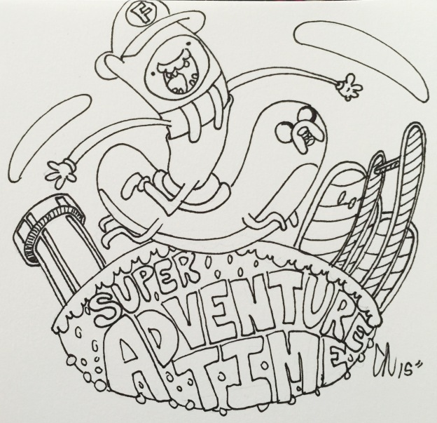 Adventure Time Character Design Contest : Adventure time shirt contest nazario designs